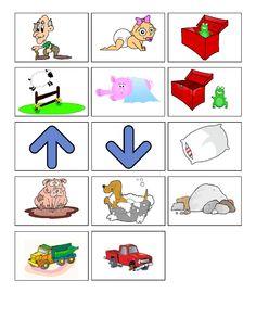 opposites kindergarten games