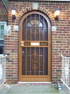 Delicieux Arch Top Doors, Round Top Doors, Archtop Doors, Entrance Doors, Front Doors,  Srcurity Doors, Storm Doors,cathedral Doors ,special Shau2026   Arch Top Doors  In ...