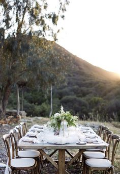 white seating for outdoor table