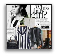 """zaful.com?lkid=5299 35"" by zehrica-kukic ❤ liked on Polyvore featuring moda, Diane James ve zaful"