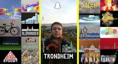 Med Snapchats geofilter kan check-ins med mobilen kan få sin renessanse.