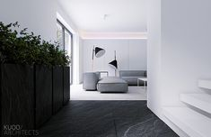 Minimalistic home by KUOO architects - April and mayApril and may