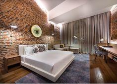 Como o estúdio Ministry of Design usou a história para construir um hotel