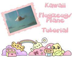 Kawaii plane tutorial