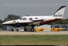 Piper PA-31T Cheyenne aircraft picture