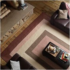 Shop for Colonial Mills Boulder Cabin Multicolor Polypropylene Braided Rug (6' x 9'). Get free shipping at Overstock.com - Your Online Home Decor Outlet Store! Get 5% in rewards with Club O!