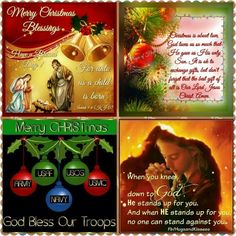 Christmas Blessings, Christmas Fun, Jesus Crist, Silent Night, Gods Love, Mood Boards, Four Square, Collages, Festivals