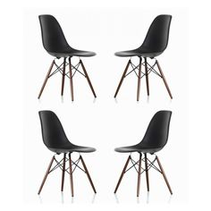EModern Decor Shell Matte Side Chair   Reviews   WayfairEames Eames DSW  DSR  DSS Style Faux Leather Seat Pad   Eames from  . Eames Dsw Dsr Dss Faux Leather Seat Pad. Home Design Ideas