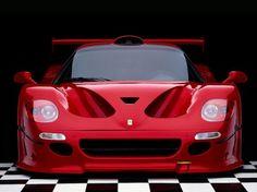 Ferrari F50 GT... Enough said!