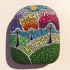 madeinloda Source by The post madeinloda appeared first on Pin This. Dot Art Painting, Rock Painting Designs, Mandala Painting, Pebble Painting, Pebble Art, Stone Painting, Mandala Painted Rocks, Mandala Rocks, Painted Stones