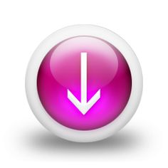 Simple Down Arrow Icon #107082 » Icons Etc