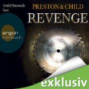 Revenge, von Douglas Preston & Lincoln Child