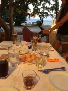 Greek Lifestyle: Food, Beach, Retsina & Baby's