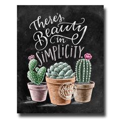 Blackboard Art, Chalkboard Print, Chalkboard Lettering, Chalkboard Signs, Cactus Wall Art, Cactus Decor, Cactus Cactus, Indoor Cactus, Cactus Doodle