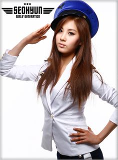 Seohyun from Snsd