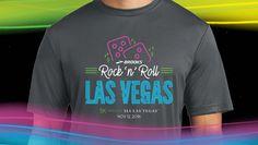 2016 Rock 'n' Roll Las Vegas Participant T-shirt