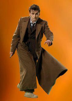 Tenth Doctor's Coat