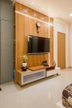 Tv Unit Furniture Design, Tv Unit Interior Design, Bedroom Furniture Design, Interior Modern, Modern Tv Unit Designs, Modern Tv Wall Units, Living Room Tv Unit Designs, Bedroom Photography, Interior Photography