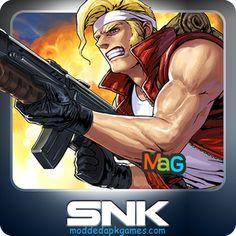 Metal Slug Attack Mod Apk Unlimited Medals Hack Android #moddedapkgames