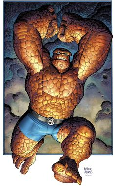 The Thing by Arthur Adams