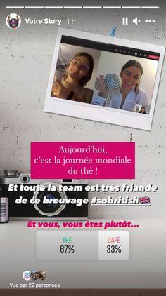 Journée mondiale du thé So Happy Web Polaroid Film, Electronics, Consumer Electronics