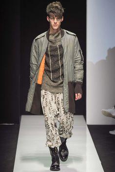 Vivienne Westwood - Fall 2015 Menswear