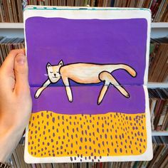 Sketchbook by Aí­da Aguilera Rocha from Mexico  Get started on your own book at www.sketchbookproject.com/participate