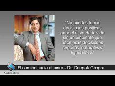 AUDIOLIBRO Encuentra tu equilibrio. Deepak Chopra Español completo - YouTube