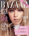 Harper's Bazaar December issue 2012; Taylor Swift