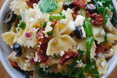 Pack all kinds of favorite flavors into one pasta dish, and voila! You have a total crowd pleaser.This dish is perfect for parties because it can...