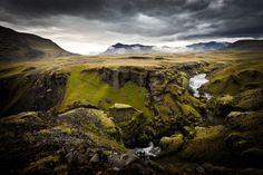 Islande III : Vík í Mýrdal, Seljalandsfoss, Skógar