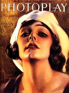 pretty pin up by (Rolf Armstrong) Rolf Armstrong, Old Magazines, Vintage Magazines, Vintage Movies, Vintage Posters, Vintage Images, Norma Talmadge, Hollywood Magazine, Glamour Magazine