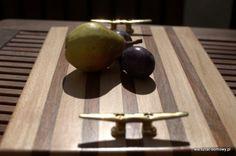 Deska do serwowania w stylu żeglarskim