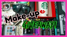 Help me share this amazing AMAZING Make-Up💄 Giveaway!