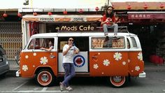 Coffee trucks are gaining popularity in Malaysia, especially in the Klang Valley area. Mods Cafe, based in the State of Melaka, does it best with the iconic Volkswagen Kombi. Read more http://www.coffeeeureka.com/coffee-food-trucks/
