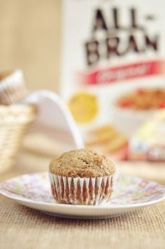 Mississippi Kitchen: One Bowl Whole Wheat Bran Muffins