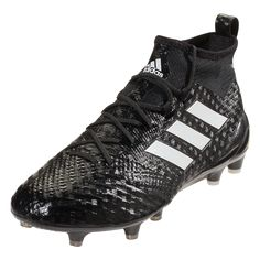 super popular 6d1a8 3ee56 Buy adidas ACE Primeknit - Black White Black on SOCCER. Shop for all your  soccer equipment and apparel needs.