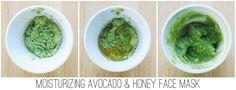 Avocado & Honey Face Mask [First Floor Side Door]