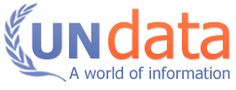 UNdata (United Nations Data Retrieval System)- Global data and statistics from the UN.