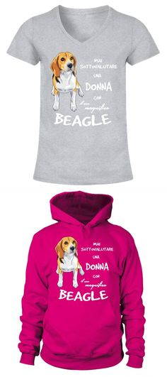 7293eb8262f Salty dog cafe t shirt magnifico beagle easily distracted by jeeps and dogs  t-shirt