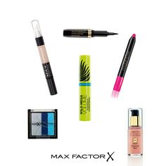 Blue Beauty by Max Factor #veromoda #maxfactor @Veronica MODA