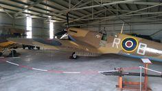 Air Battle of Malta Memorial Hangar   Mark Simner