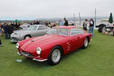 1956 Fiat 8V Zagato Berlinetta