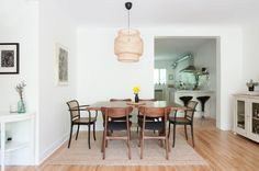 Dini chairs set. That rug.