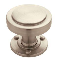 1-1//4 Diameter 10 Pack Amerock BP771-WN Traditional Classic Legacy Weathered Nickel Cabinet Hardware Knob
