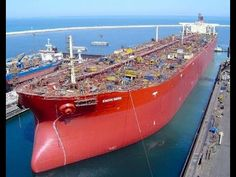 The Biggest SHIP in the World 2015 D
