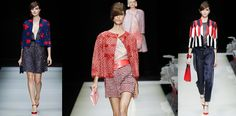 Giorgio Armani Spring 2016 RTW - Fashion Style Mag