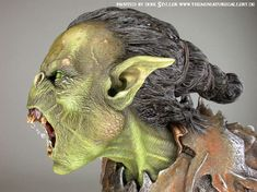 Image result for orc sculpture