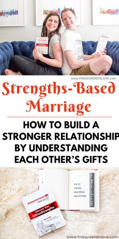 Strengths-Based Marriage: How to Build a Stronger Relationship by understanding each other's gift. An easy date night at home that just may transform your marriage!   #fridaywereinlove #athomedateideas Good Marriage, Marriage And Family, Happy Marriage, Marriage Advice, Marriage Relationship, Relationships, Unique Date Ideas, Teen Dating, Finding Love
