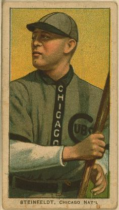 Harry Steinfeldt, (Chicago Cubs, 1906-1911).  The forgotten man on the Tinkers to Evers to Chance famous double play combo.  The third baseman for the 1907 and 1908 Chicago Cubs World Series champs.